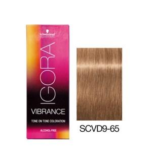 Vibrance 9-65 Extra Light Blonde Chocolate Gold