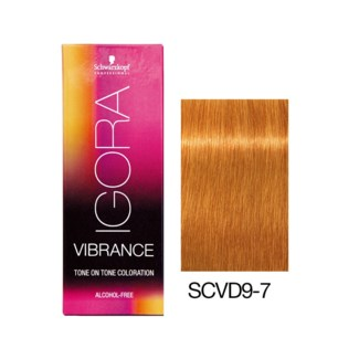 New Vibrance 9-7 Extra Light Blonde Copper