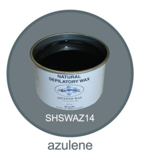 Azulene Wax 14oz Sharonelle