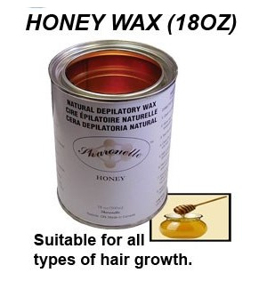 Honey Wax 18Oz. Sharonelle