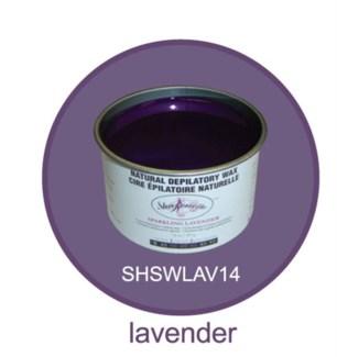 Lavender Wax 14oz Sharonelle