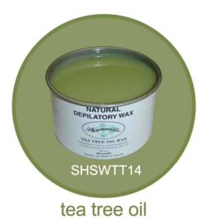 Tea Tree Oil Wax 14oz SHARONELLE