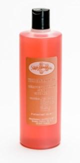 16oz Peach Wax Cleaner Oil SHARONELLE