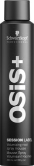 OSIS+ Session Label Volumizing Mousse 200ml