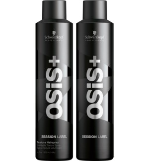 ! 2 500ml Osis+ Session Label Texture XXL JA19