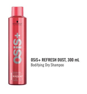 ! 3+1 Refresh Dust Dry Shampoo SO19