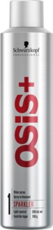 NEW OSIS+ Sparkler Shine Hairspray 300ml