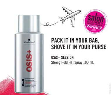 OSIS+ Session Extreme Hold Hairspray 100ml