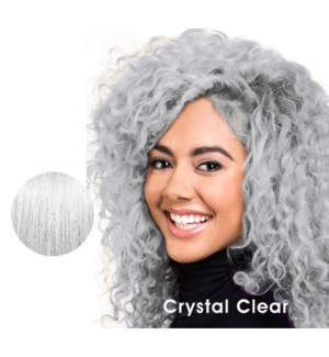 *SPARKS CRYSTAL CLEAR LL HAIR COLOR 3OZ