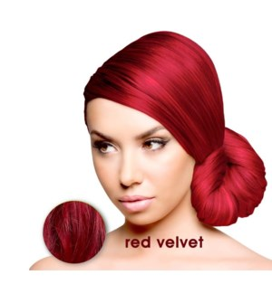 *SPARKS RED VELVET LL HAIR COLOR