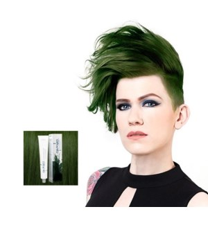 *SPARKS CAMO GREEN HAIR COLOR 3OZ
