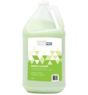 3.6L CR Apple Shampoo Gallon BBSPRTUAP128