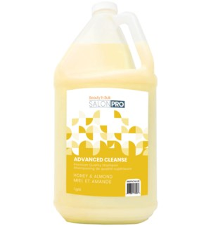 3.6L CR Honey Almond Shampoo Gallon BBSPRTUHA128