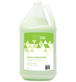 3.6L CR Cream Rinse Conditioner Gallon BBSPRTULC128