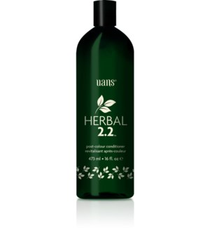 473ml Herbal 2.2 Post-Colour Cond 16oz
