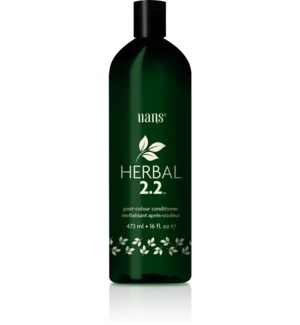3.6L Herbal 2.2 Post-Colour Cond Gallon