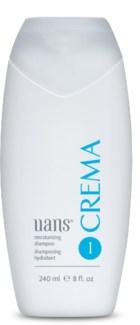 240ml Crema Moisture Shampoo