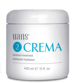 NEW 450ml Crema Moisture Treatment