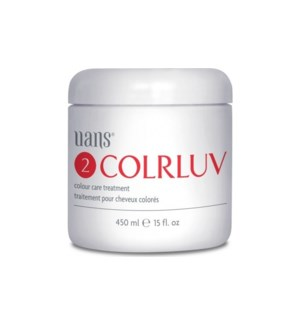 450ml COLRLUV Color Care Treatment