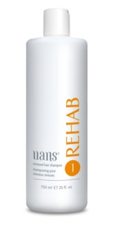 750ml REHAB Stressed Hair Shampoo