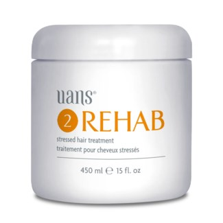 450ml REHAB Stressed Hair Treatment