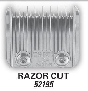 Razor Cut Snapon Clipper Blad S/Shadow