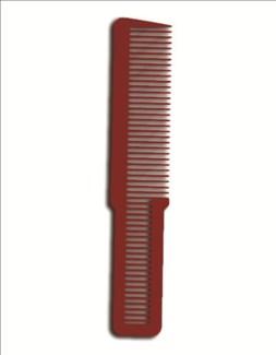 Burgundy Clipper Cut Comb 53189