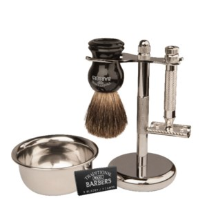 Traditional Barber Classic Shave Kit FP