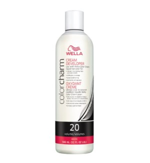 Wella Color Cream 20 Vol Developer