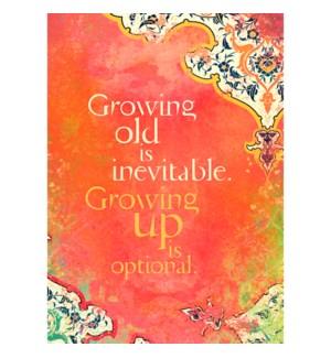 BD/Growing Up Is Inevitable