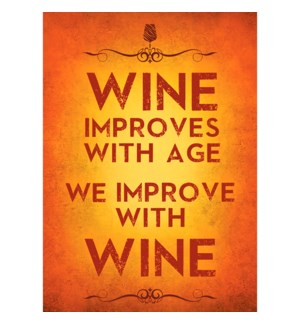 BD/Improved With Wine