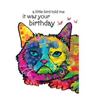 BD/Happy Bird Day