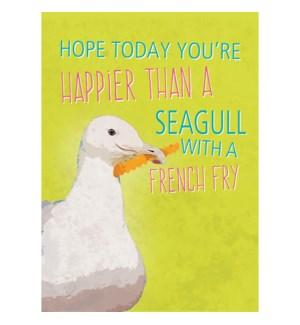 BD/Beachin Seagull