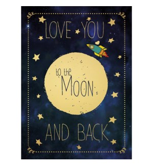 BD/Moon And Back