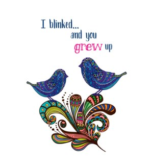 BD/Blink And Grow