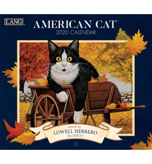 DECORCAL*/American Cat'