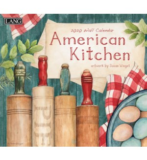 DECORCAL*/American Kitchen