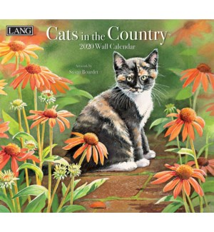 DECORCAL*/Cats In The Country