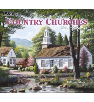 DECORCAL*/Country Churches