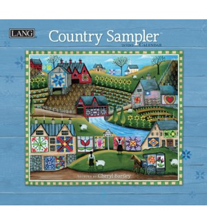 DECORCAL*/Country Sampler