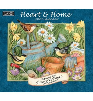 DECORCAL*/Heart & Home