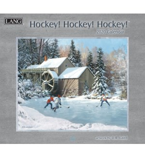 DECORCAL*/Hockey Hockey Hockey
