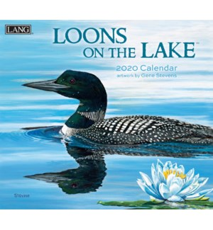 DECORCAL*/Loons On The Lake