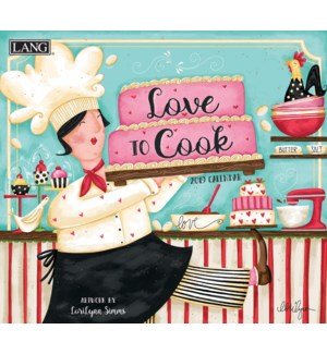 DECORCAL*/Love To Cook