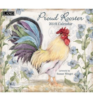 DECORCAL*/Proud Rooster