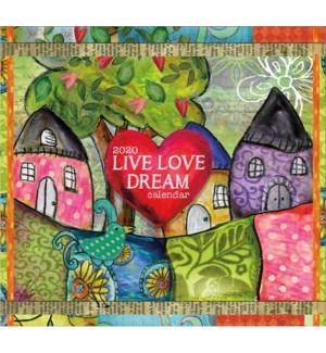 365DAILY/Live Love Dream