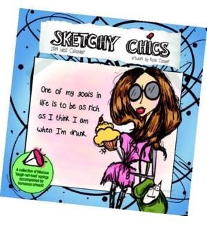 WALCAL/Sketchy Chics