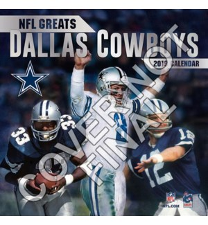 GRWCAL/NFL Greats Dallas Cb