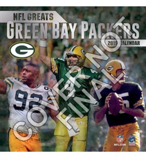 GRWCAL/NFL Greats Green Bay Pk