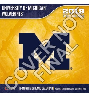 MINICAL/Michigan Wolverines